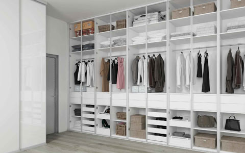 Mod Craft Walk-in-Wardrobe 2