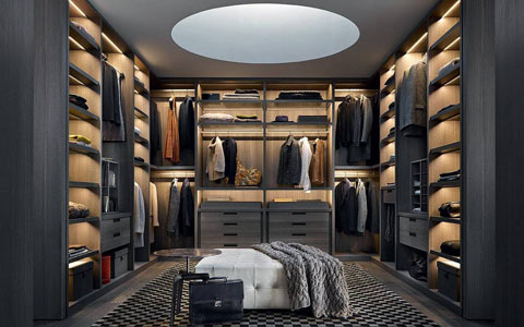 Mod Craft Walk-in-Wardrobe 3