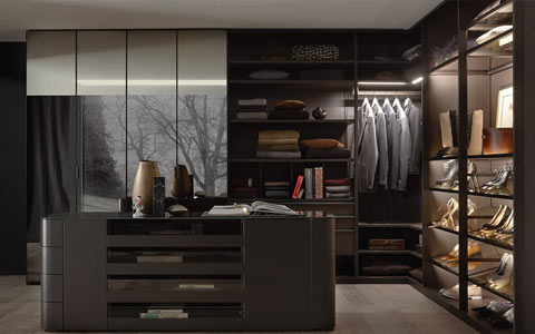 Mod Craft Walk-in-Wardrobe 6